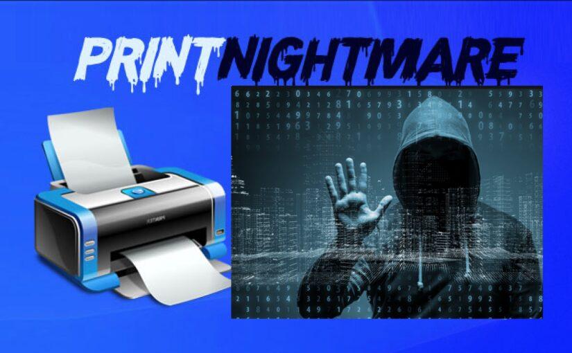 Print Nightmare